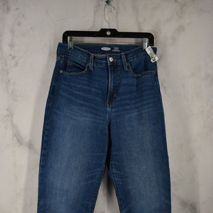 Primary Photo - BRAND: OLD NAVY STYLE: JEANS COLOR: DENIM SIZE: 6 OTHER INFO: SKY-HI STRAIGHT SKU: 186-186217-7615