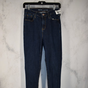 Primary Photo - BRAND: OLD NAVY STYLE: JEANS COLOR: BLUE SIZE: 6LONG OTHER INFO: H RISE ROCKSTAR SKU: 186-186167-30715