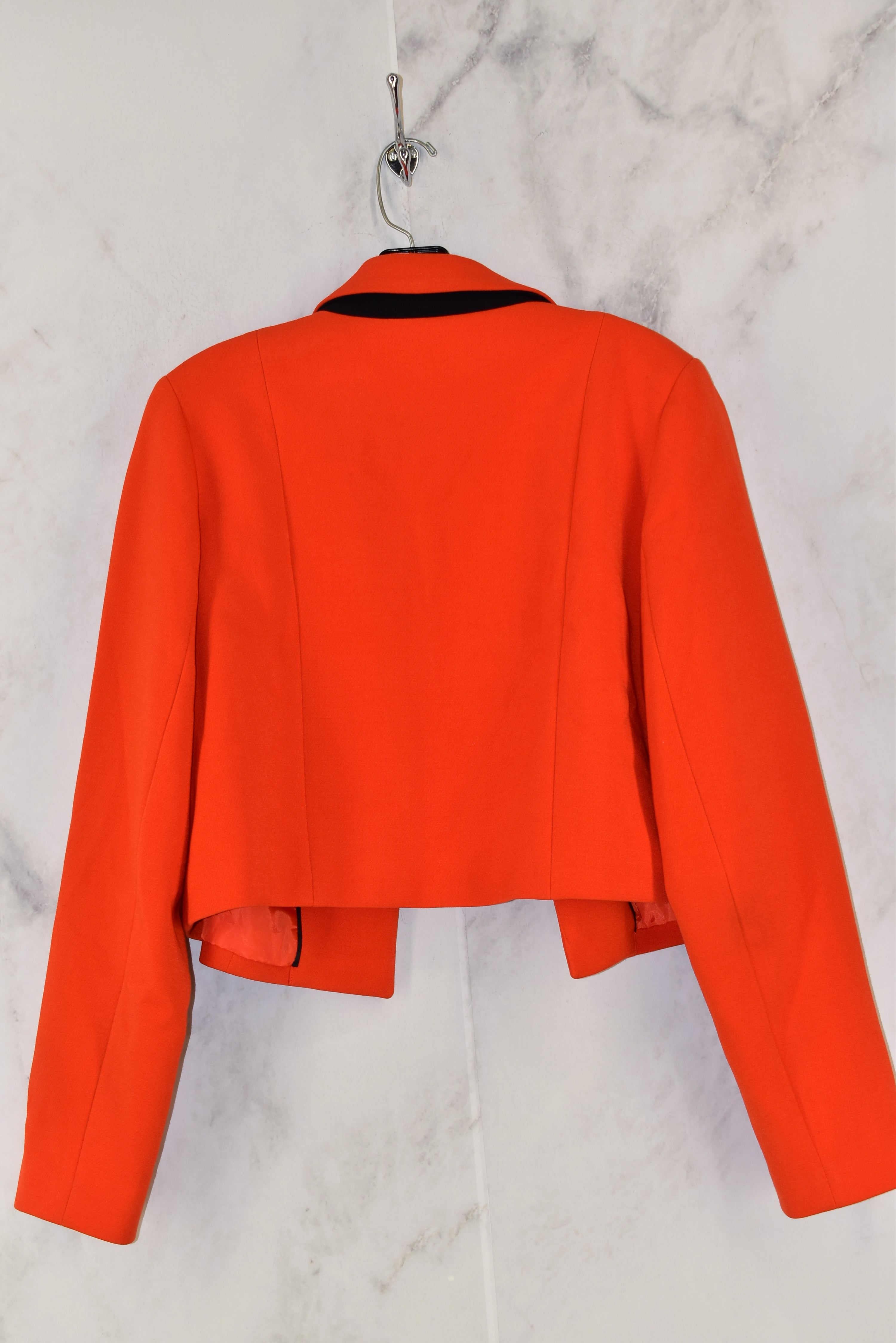 Photo #1 - BRAND: WORTHINGTON <BR>STYLE: BLAZER JACKET <BR>COLOR: ORANGE <BR>SIZE: XL <BR>SKU: 186-186106-5988