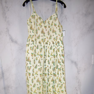 Primary Photo - BRAND: MODCLOTH STYLE: DRESS LONG SLEEVELESS COLOR: CREAM SIZE: M SKU: 186-186213-8282