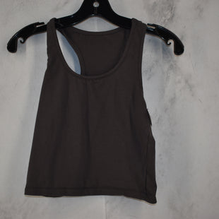 Primary Photo - BRAND:    CLOTHES MENTOR STYLE: TOP SLEEVELESS COLOR: GREY SIZE: M SKU: 186-186230-22
