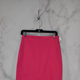 Primary Photo - BRAND: J CREW STYLE: SKIRT COLOR: PINK SIZE: 0 SKU: 186-186217-7897