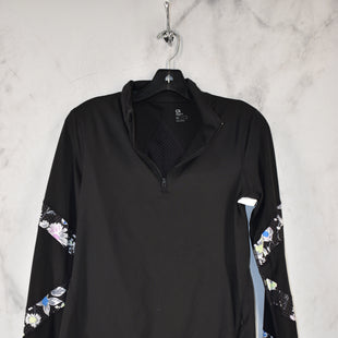 Primary Photo - BRAND: GAPFIT STYLE: ATHLETIC JACKET COLOR: BLACK SIZE: M SKU: 186-186227-411