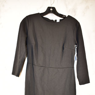 Primary Photo - BRAND: OLD NAVY STYLE: DRESS SHORT LONG SLEEVE COLOR: BLACK SIZE: S SKU: 186-186213-5073