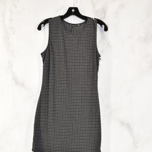 Primary Photo - BRAND: BOOHOO BOUTIQUESTYLE: DRESS SHORT SLEEVELESSCOLOR: GREYSIZE: LSKU: 186-186179-6492