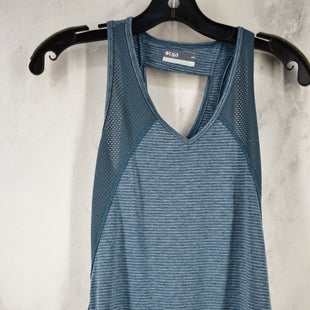 Primary Photo - BRAND:    CLOTHES MENTOR STYLE: ATHLETIC TANK TOP COLOR: NAVY SIZE: M SKU: 186-186167-29036