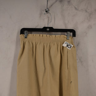 Primary Photo - BRAND: J CREW STYLE: SKIRT COLOR: BEIGE SIZE: 0 SKU: 186-186167-30795