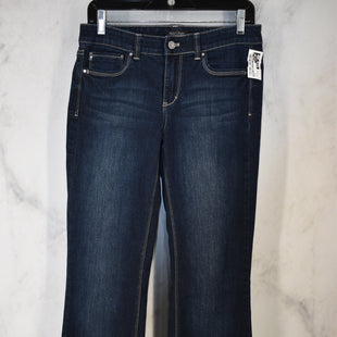 Primary Photo - BRAND: WHITE HOUSE BLACK MARKET STYLE: JEANS COLOR: DENIM SIZE: 6LONG SKU: 186-186106-11980