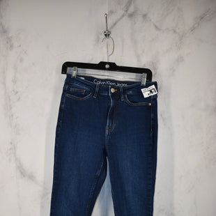 Primary Photo - BRAND: CALVIN KLEIN STYLE: JEANS COLOR: DENIM SIZE: 6 SKU: 186-186167-30826