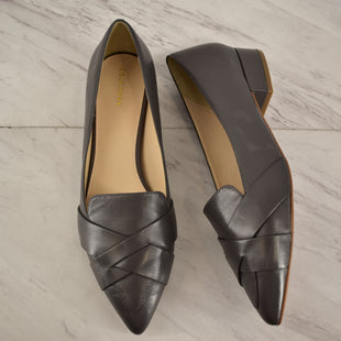 Primary Photo - BRAND: COLE-HAAN STYLE: SHOES FLATS COLOR: GREY SIZE: 10 SKU: 186-186167-27833