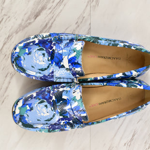 Primary Photo - BRAND: ISAAC MIZRAHI LIVE QVC STYLE: SHOES FLATS COLOR: BLUE SIZE: 6.5 SKU: 186-186200-1324