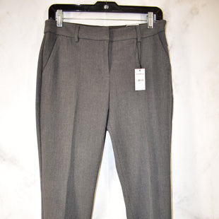Primary Photo - BRAND: EXPRESS STYLE: PANTS COLOR: GREY SIZE: 6 OTHER INFO: NEW! SKU: 186-186167-24509