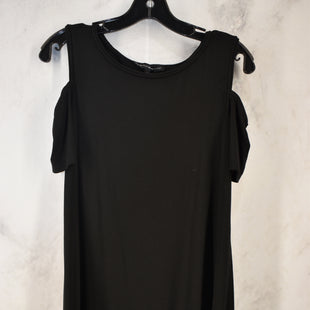Primary Photo - BRAND: WHITE HOUSE BLACK MARKET STYLE: DRESS SHORT SHORT SLEEVE COLOR: BLACK SIZE: M SKU: 186-186230-65