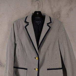 Primary Photo - BRAND: JONES NEW YORK STYLE: BLAZER JACKET COLOR: NAVY SIZE: 8 SKU: 186-186167-30982