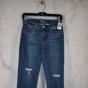 Primary Photo - BRAND: TIME AND TRU STYLE: JEANS COLOR: DENIM SIZE: 6PETITE SKU: 186-186227-328