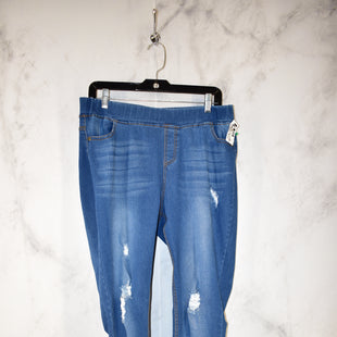 Primary Photo - BRAND:    CLOTHES MENTOR STYLE: JEANS COLOR: DENIM SIZE: 1X OTHER INFO: JVINI - SKU: 186-186106-9016