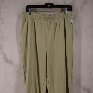 Primary Photo - BRAND: H&M STYLE: ATHLETIC PANTS COLOR: SAGE SIZE: M SKU: 186-186106-11572