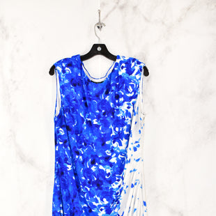 Primary Photo - BRAND: LAUREN BY RALPH LAUREN STYLE: DRESS LONG SLEEVELESS COLOR: BLUE SIZE: 20 SKU: 186-186217-49