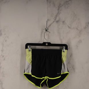 Primary Photo - BRAND: NIKE STYLE: ATHLETIC SHORTS COLOR: BLACK SIZE: S SKU: 186-186106-11879