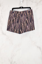 Photo #1 - BRAND: ANN TAYLOR<BR>STYLE: SHORTS<BR>COLOR: NAVY<BR>SIZE: 8<BR>SKU: 186-186167-21201
