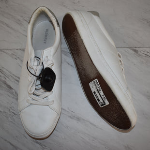 Primary Photo - BRAND: OLD NAVY STYLE: SHOES ATHLETIC COLOR: WHITE SIZE: 10 SKU: 186-186106-10802