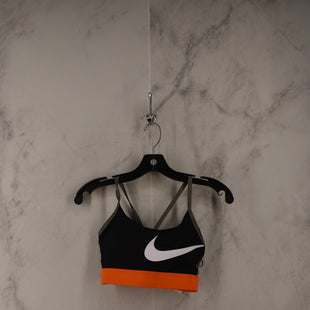 Primary Photo - BRAND: NIKE STYLE: ATHLETIC TANK TOP COLOR: BLACK SIZE: M SKU: 186-186106-11875
