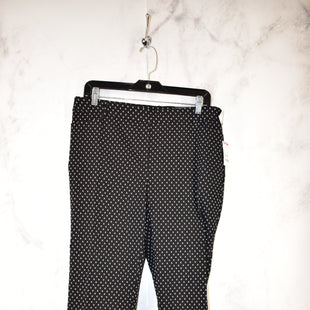 Primary Photo - BRAND: JULES & LEOPOLD STYLE: PANTS COLOR: BLACK SIZE: L SKU: 186-186106-9383