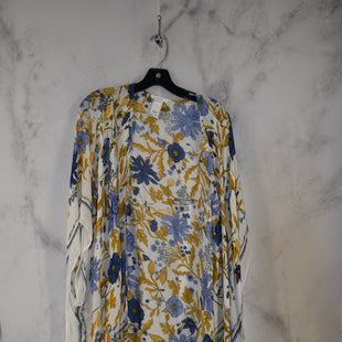 Primary Photo - BRAND: MAURICES STYLE: SHAWL COLOR: BLUE SIZE: OS SKU: 186-186167-31108