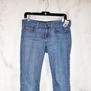 Primary Photo - BRAND: J CREW STYLE: JEANS COLOR: DENIM SIZE: 6 SKU: 186-186217-1814