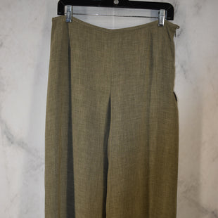 Primary Photo - BRAND: ARMANI COLLEZONI STYLE: PANTS COLOR: GREEN SIZE: 10 SKU: 186-186167-30631