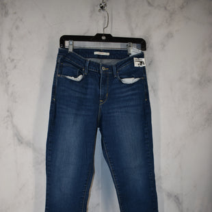 Primary Photo - BRAND: LEVIS STYLE: JEANS COLOR: BLUE SIZE: 10 SKU: 186-186199-379