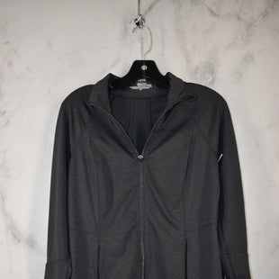 Primary Photo - BRAND: FILA STYLE: ATHLETIC JACKET COLOR: GREY SIZE: S SKU: 186-186217-7556