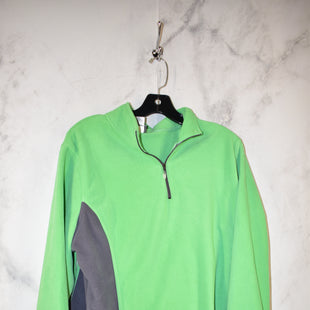 Primary Photo - BRAND: CHAMPION STYLE: ATHLETIC JACKET COLOR: GREEN SIZE: 2X SKU: 186-186200-3009