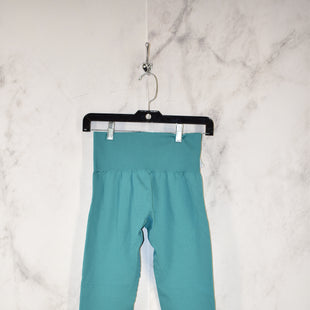 Primary Photo - BRAND:    CLOTHES MENTOR STYLE: ATHLETIC PANTS COLOR: TEAL SIZE: M SKU: 186-186167-27856