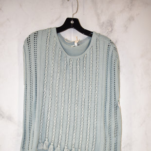 Primary Photo - BRAND: LUCKY BRAND STYLE: SWEATER LIGHTWEIGHT COLOR: MINT OTHER INFO: NWT XS/S SKU: 186-186167-26117