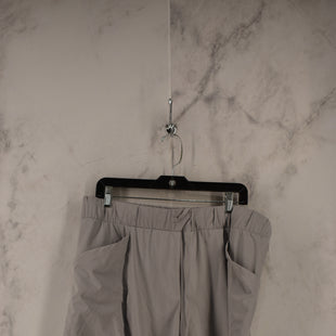 Primary Photo - BRAND:    CLOTHES MENTOR STYLE: ATHLETIC SHORTS COLOR: GREY SIZE: XL OTHER INFO: ALL IN MOTION - SKU: 186-186217-7269