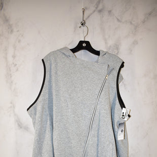 Primary Photo - BRAND: XERSION STYLE: VEST COLOR: GREY SIZE: 3X SKU: 186-186200-2722