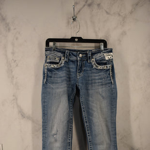 Primary Photo - BRAND: MISS ME STYLE: JEANS COLOR: DENIM SIZE: 6 OTHER INFO: 28 SKU: 186-186217-7689