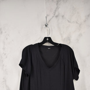 Primary Photo - BRAND: JOY LAB STYLE: ATHLETIC TOP SHORT SLEEVE COLOR: BLACK SIZE: L SKU: 186-186217-7312
