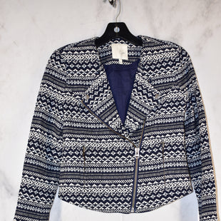 Primary Photo - BRAND: JOIE STYLE: BLAZER JACKET COLOR: NAVY SIZE: S SKU: 186-186213-7301