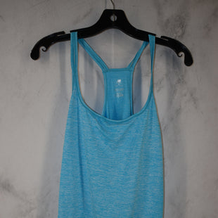 Primary Photo - BRAND: NEW BALANCE STYLE: ATHLETIC TANK TOP COLOR: BLUE SIZE: XL SKU: 186-186217-6885