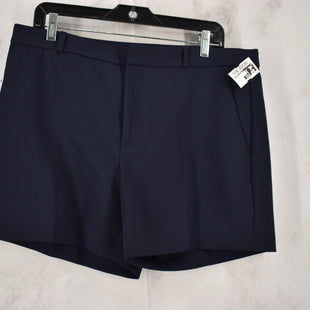 Primary Photo - BRAND: BANANA REPUBLIC STYLE: SHORTS COLOR: NAVY SIZE: 12 SKU: 186-186167-30284