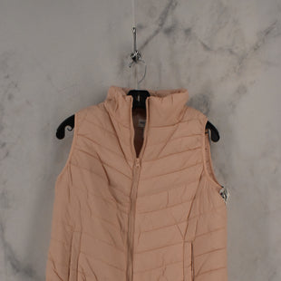 Primary Photo - BRAND: ARIZONA STYLE: VEST DOWN COLOR: LIGHT PINK SIZE: L OTHER INFO: NEW! SKU: 186-186167-31280