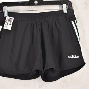 Primary Photo - BRAND: ADIDAS STYLE: ATHLETIC SHORTS COLOR: BLACK SIZE: S SKU: 186-186106-12004