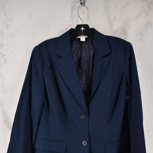 Primary Photo - BRAND: DRESSBARN STYLE: BLAZER JACKET COLOR: NAVY SIZE: 8 SKU: 186-186167-30980