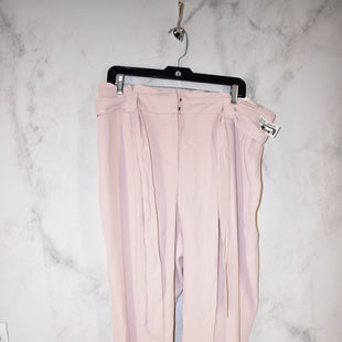 Primary Photo - BRAND: EXPRESS STYLE: PANTS COLOR: LIGHT PINK SIZE: 14PETITE OTHER INFO: NEW! SKU: 186-186167-23945