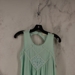 Primary Photo - BRAND: ALTARD STATE STYLE: TOP SLEEVELESS COLOR: TEAL SIZE: M SKU: 186-186230-5
