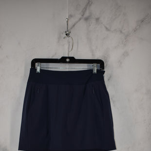 Primary Photo - BRAND: ATHLETA STYLE: ATHLETIC SKIRT SKORT COLOR: NAVY SIZE: 6 SKU: 186-186167-31055