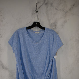 Primary Photo - BRAND: UMGEE STYLE: TOP SHORT SLEEVE COLOR: BABY BLUE SIZE: M SKU: 186-186217-7710