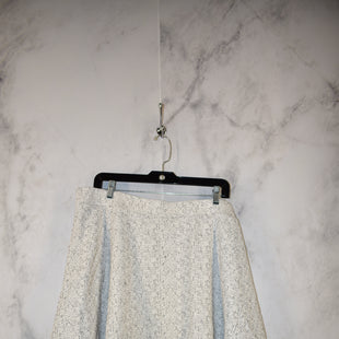 Primary Photo - BRAND: ANN TAYLOR STYLE: SKIRT COLOR: WHITE SIZE: XL SKU: 186-186217-3595